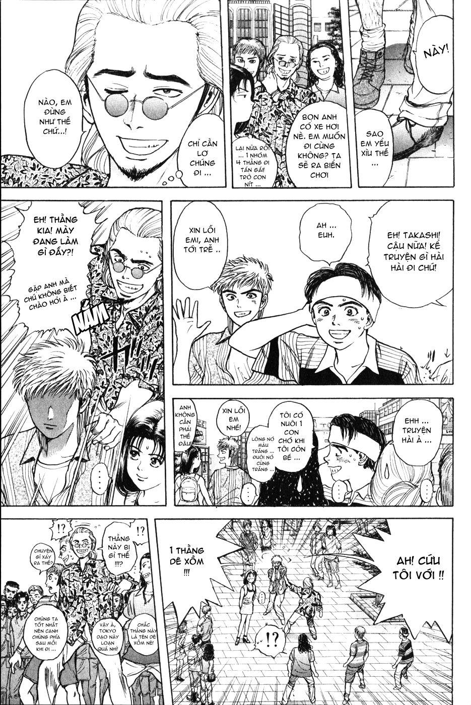 Psychometrer Eiji chapter 26 trang 11