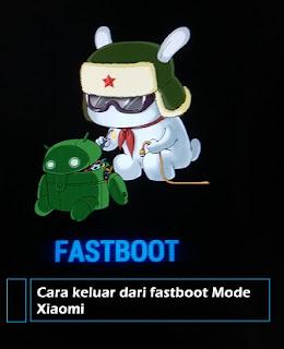 reboot paksa dari fastboot mode xiaomi
