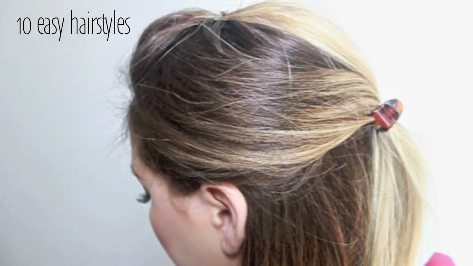 Swell Stylevia Top 10 Easy Hairstyles Can Set In 5 Minutes Hairstyles For Women Draintrainus