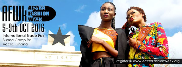 GHANA'S FASHION MONTH: 3 FASHION WEEK SET TO HIT ACCRA IN OCTOBER