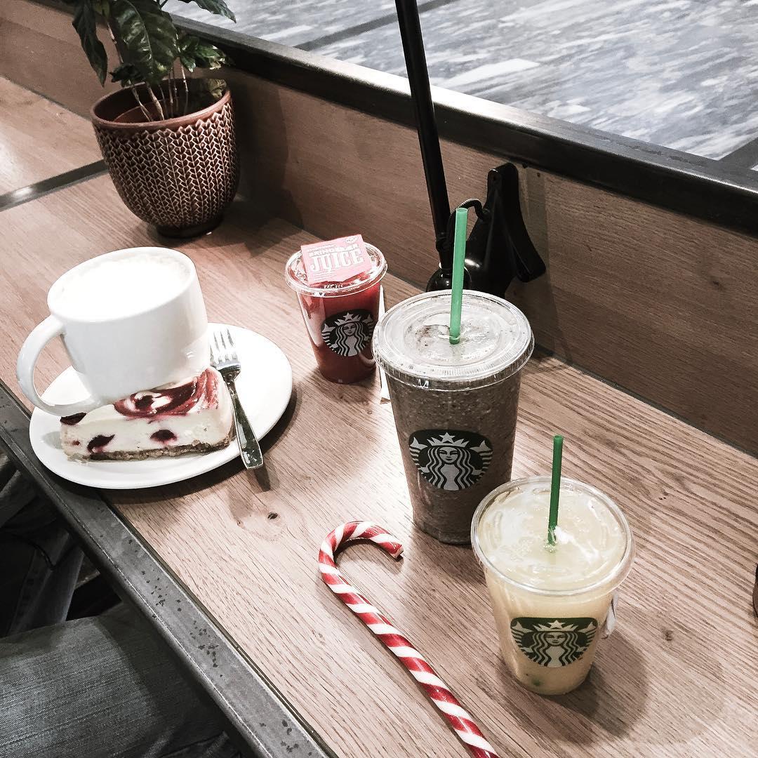 blog lifestyle, styl życia, Starbucks, kawa starbucks