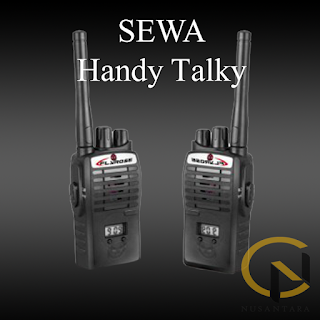 Sewa Handy Talkie
