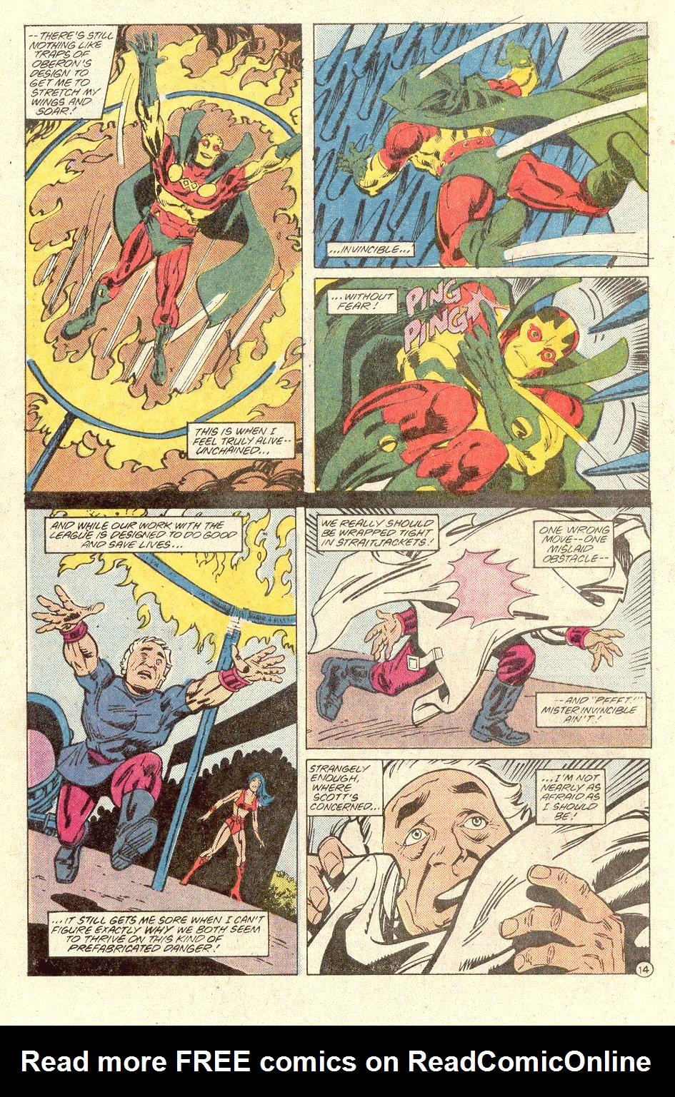 Read online Secret Origins (1986) comic -  Issue #33 - 17