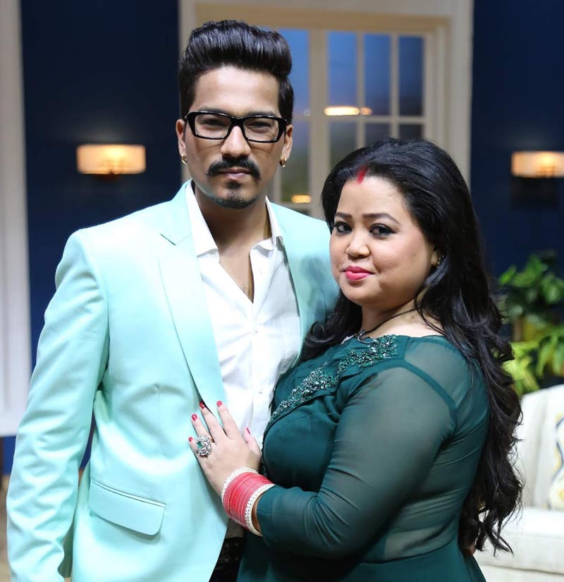Bharti and Harsh