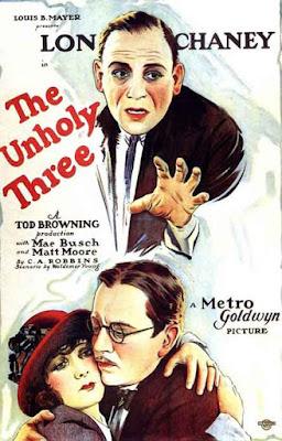 EL TRÍO FANTÁSTICO (1925)