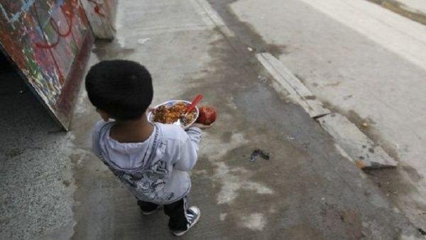 1,6 millón de niños argentinos no reciben ayuda del Gobierno