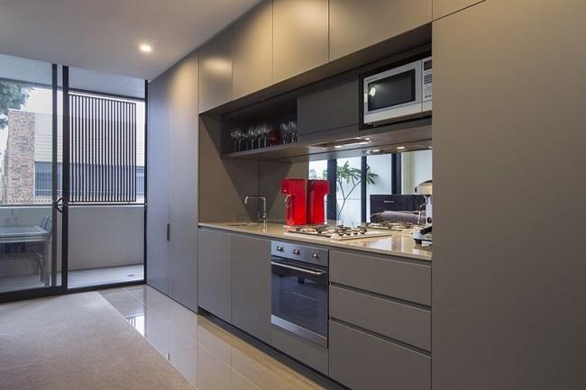 Casas minimalistas y modernas cocinas modernas for Cocinas integrales modernas minimalistas