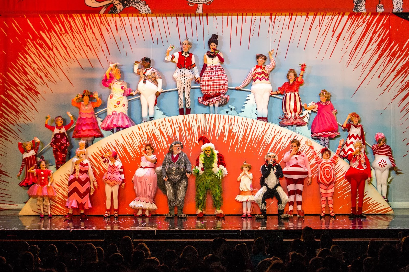 Madison Square Garden: ChiIL Mama : WIN 4 Orchestra Tickets To DR. SUESS' HOW THE