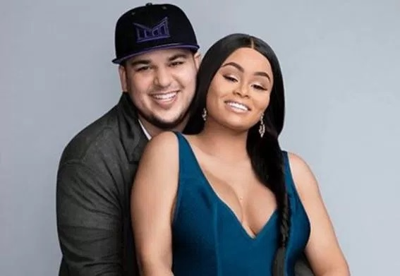 Blac Chyna and Rob Kardashian Welcome First Child Together