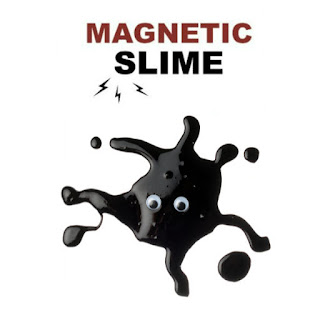 HOW TO MAKE MAGNETIC SLIME FOR KIDS (SO COOL!) #magneticslime #howtomakeslime #slimerecipe #slime #playrecipesforkids #playrecipes #artsandcraftsforkids #slimeforkids