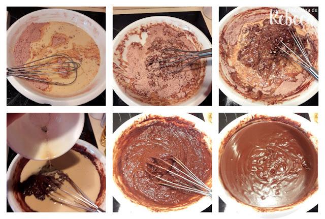 Receta de tarta de chocolate y cerveza negra 04