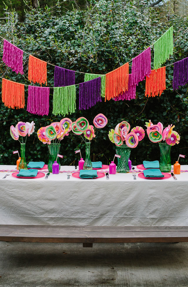 Host A Backyard Fiesta Party This Summer Design Improvised
