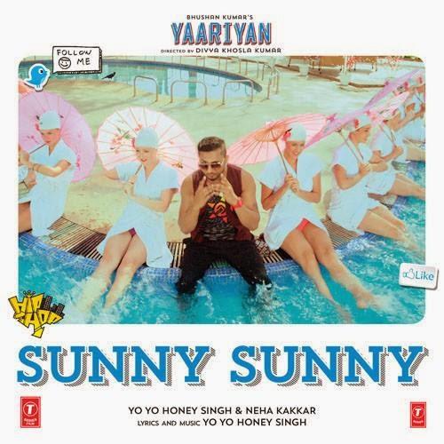 Sunny Sunny - Yaariyan (2014)