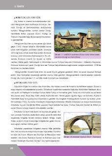 10. Sınıf Tarih Ders Kitabı Cevapları İlke Yayınları Sayfa 20
