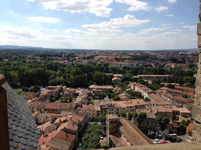 Datos prácticos sudeste Francia Carcassonne