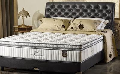 gambar harga elite spring bed 2