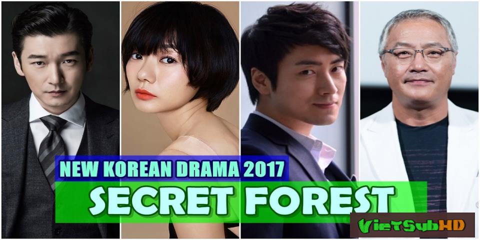 Phim Khu Rừng Của Những Bí Mật Tập 16/16 VietSub HD | Secret Forest 2017