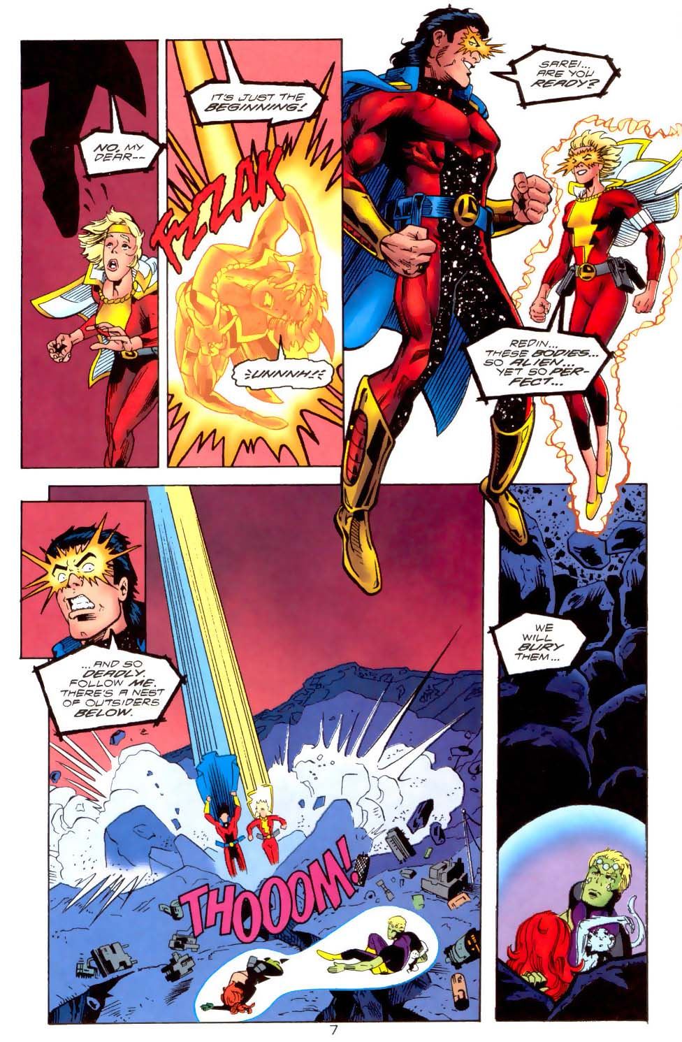 Legion of Super-Heroes (1989) 111 Page 7