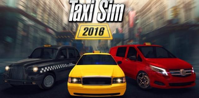 لعبة قيادة سيارات محاكية للواقع الإفتراضي بخرائط تفصيلية و أصوات محرك حقيقية ستذهلك حقا Taxi Sim 2016 من الألعاب الجديدة والمميزة لمحاكاة الواقع الأفتراض , تحميل لعبة Taxi Sim 2016 لجهاز الأندرويد , Taxi Sim 2016 apk , بسام خربوطلي , عالم التقنيات