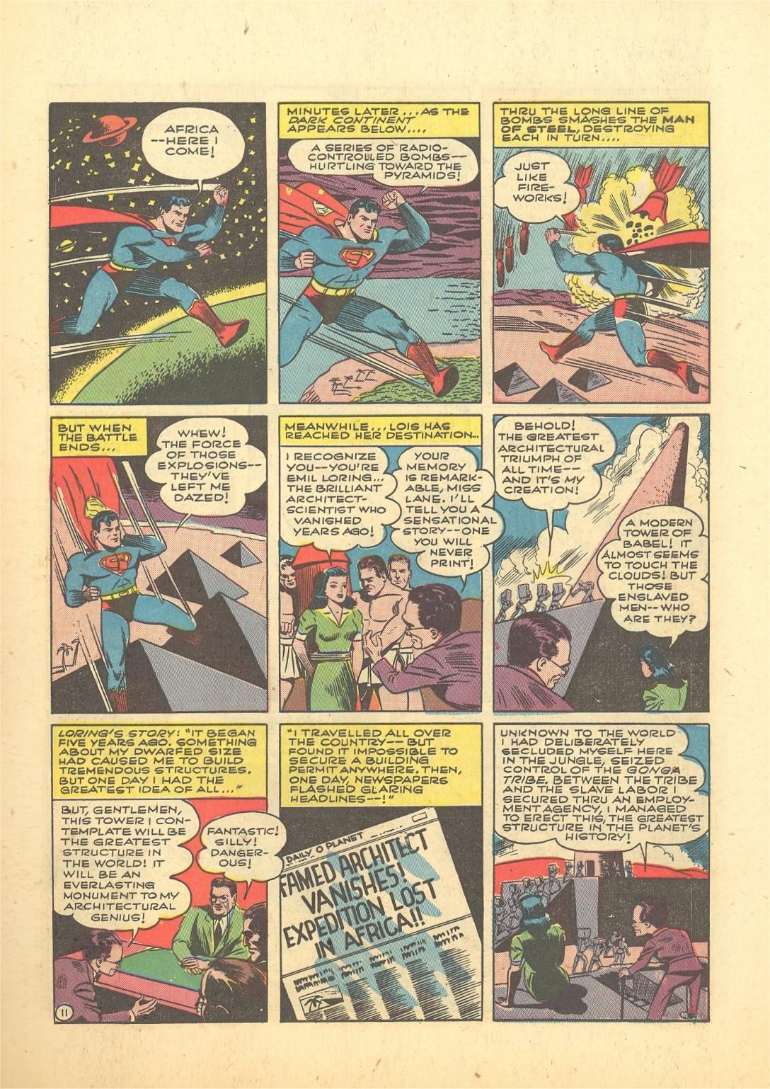Action Comics (1938) 56 Page 11