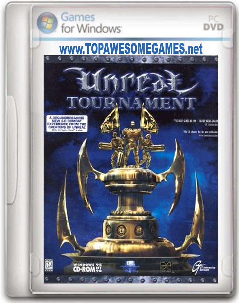 Unreal Tournament 1 Game Free Download Full Version For PC ...