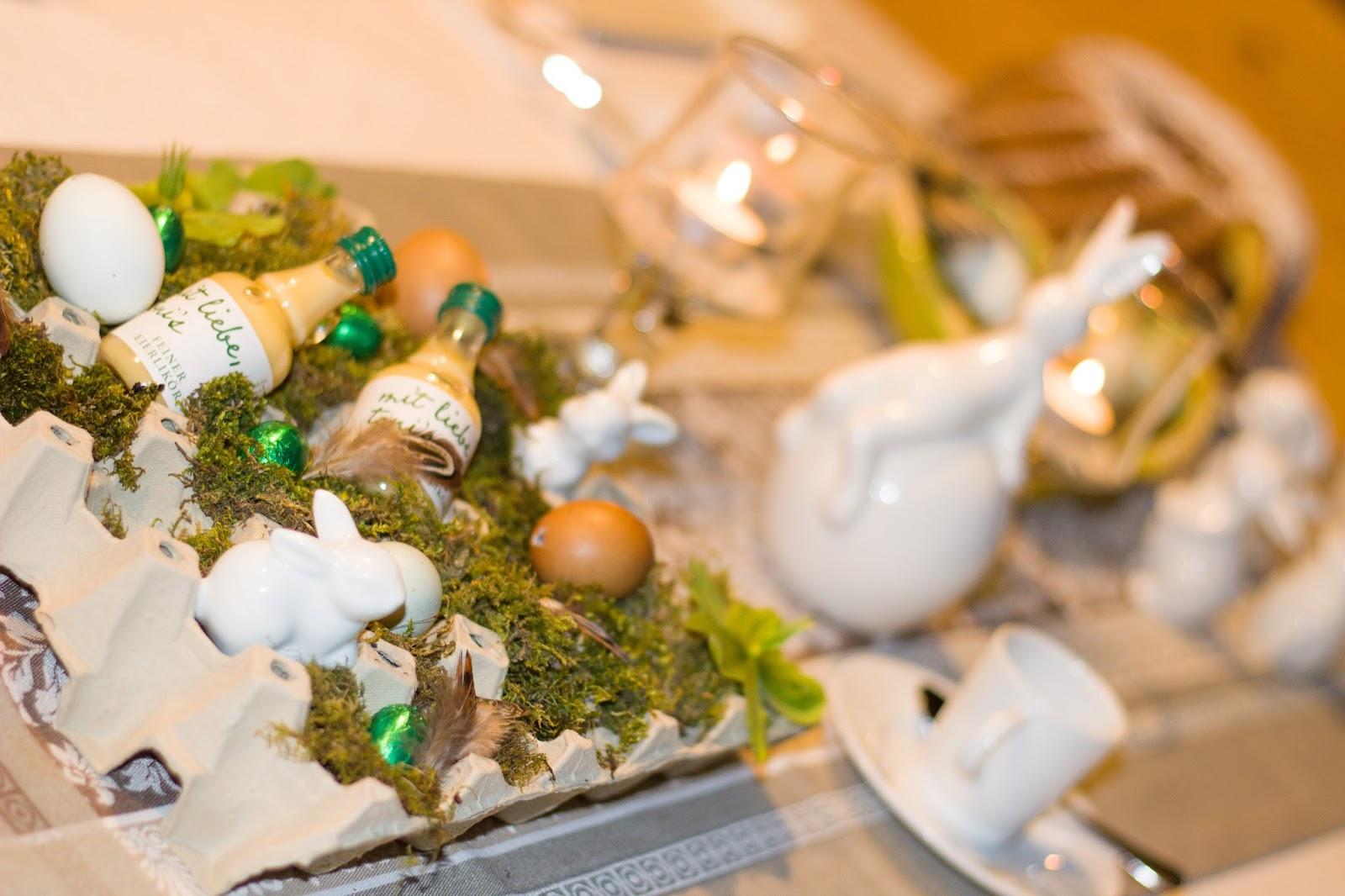 dekoration aus eihaut, einladung zum essen: ei ei ei - ein bericht über einen tollen, Design ideen