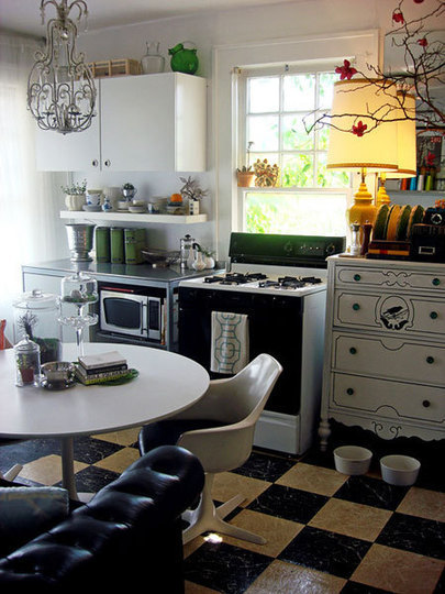 Dishfunctional designs fresh ideas for repurposing dressers - Kitchen ideas for small space decor ...
