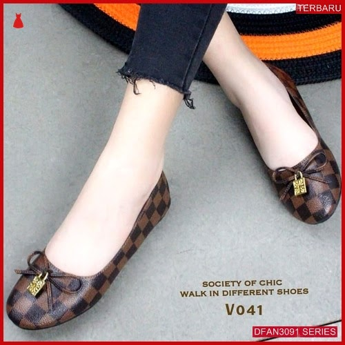 DFAN3091S172 Sepatu Tp01 Flatshoes Sepatu Wanita Flat Murah BMGShop