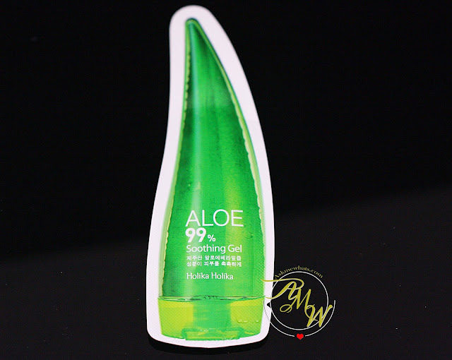 a photo of Holika Holika aloe 99% soothing gel