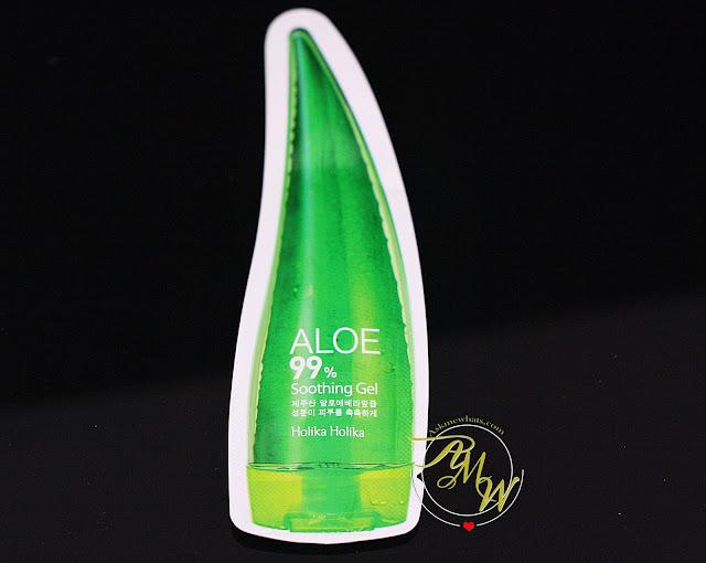 a photo of Holika Holika aloe 99% soothing gel