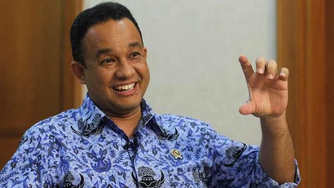 Anies Baswedan Bela Ahok Soal Kasus Videotron di Jakarta Kemarin