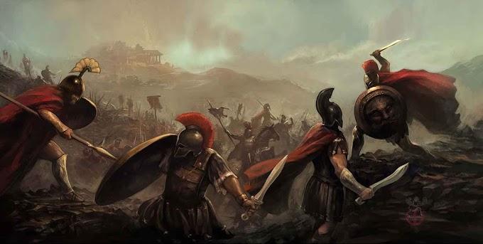 Οι Ιεροί Πόλεμοι των Δελφών