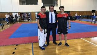 Με δύο αθλητές στο Παγκόσμιο Πρωτάθλημα Taekwon-Do ο Α.Σ. ΠΡΩΤΕΑΣ Ιωαννίνων
