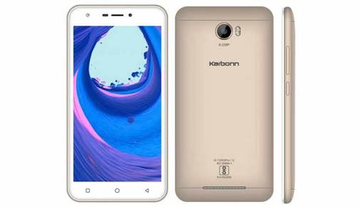 Download Karbonn K9 Viraat 4G Official Factory Stock Rom/Firmware