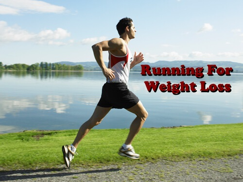 Running for Weight Loss, Fitness,