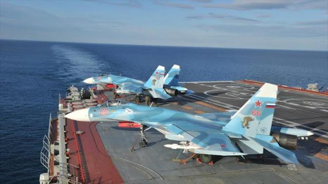 Bombardeos rusos en Siria 'tendrán fuertes efectos' sobre terroristas