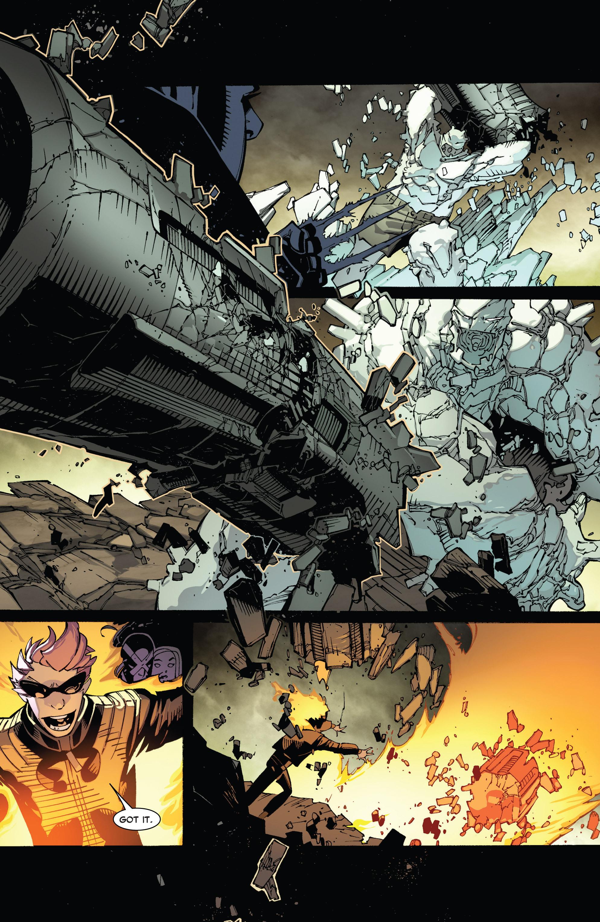 Read online Uncanny X-Men (2013) comic -  Issue #13 - 6