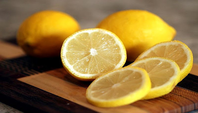 This is the Benefits of Lemon Fruit if placed beside the bed