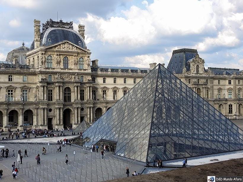 Museu do Louvre - O que fazer em Paris: principais pontos turísticos