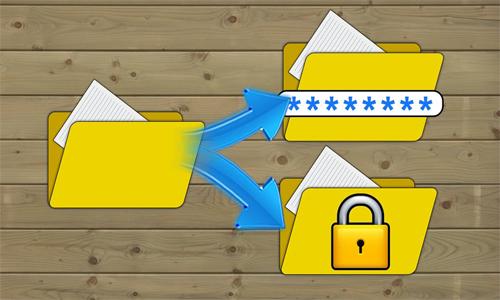 Cara Menyembunyikan dan Mengunci Folder Tanpa Software