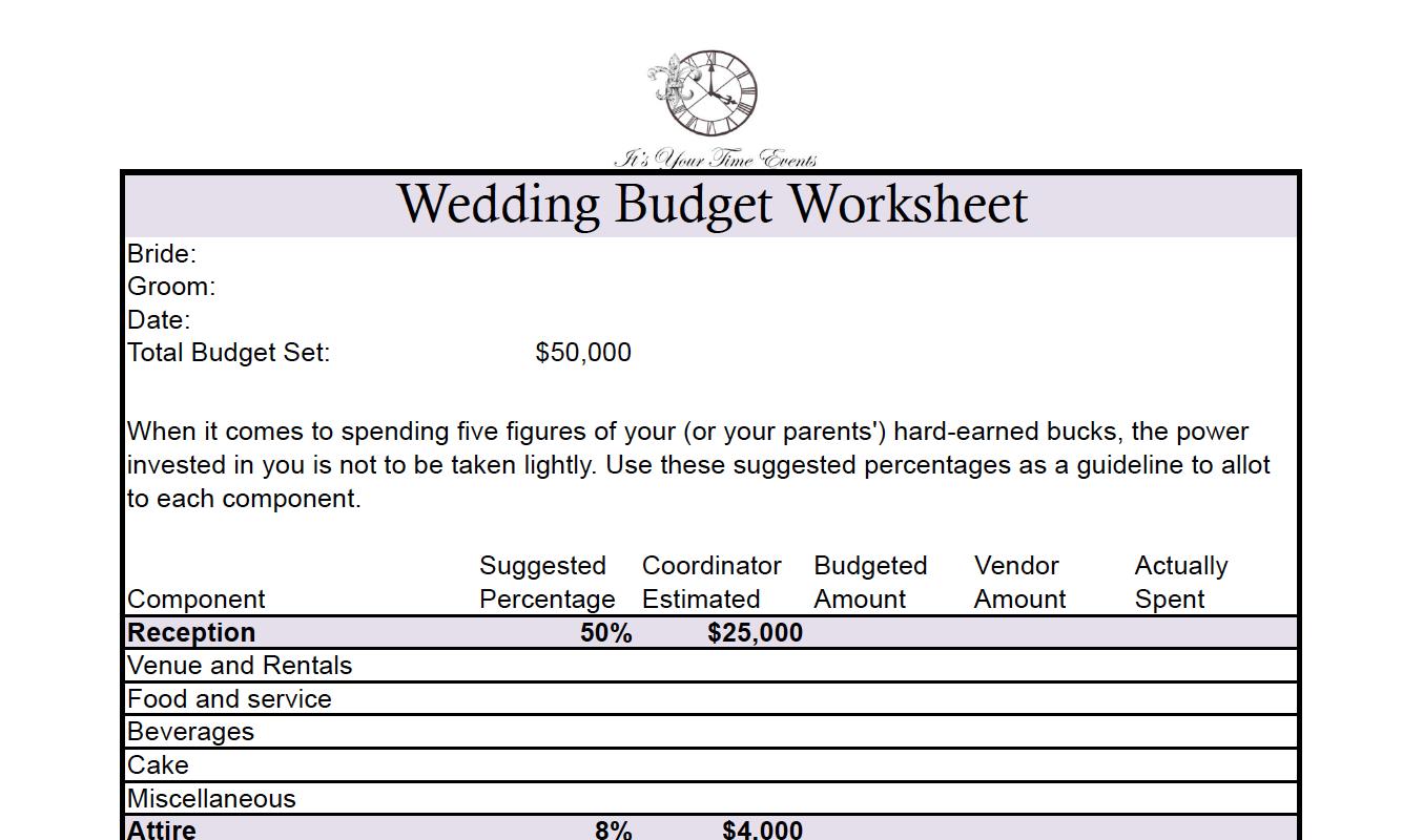 Erin Elizabeth Lifestyle Photographer Amp Certified Wedding Planner Wedding Planning Setting