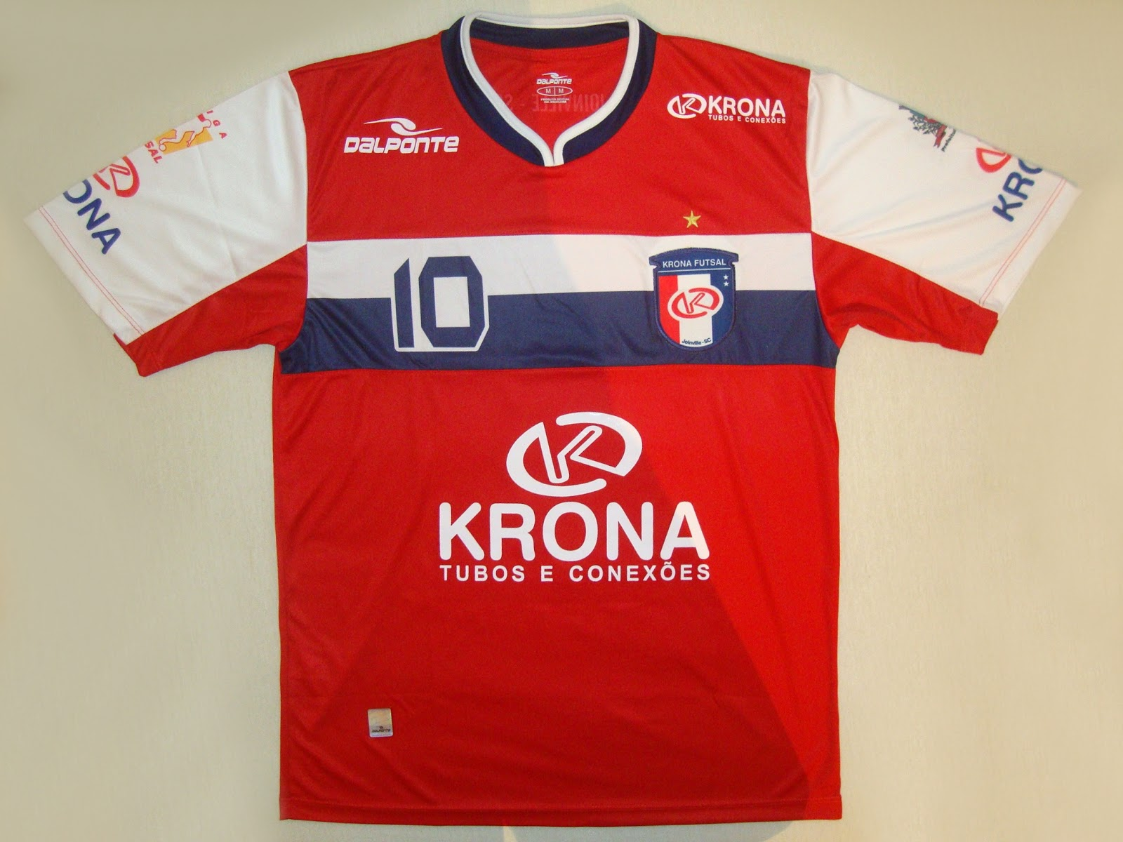 06136f1529 Krona Futsal (SC) - Show de Camisas