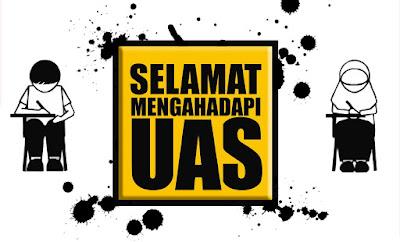 Jadwal UAS Semester Genap TA. 2015/2016
