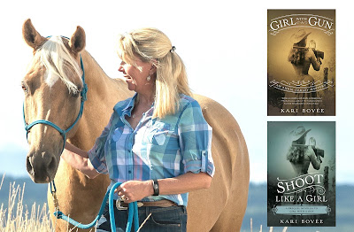 Love of horses - Kari Bovee's Operation Awesome Debut Author Spotlight and Emerging First Book