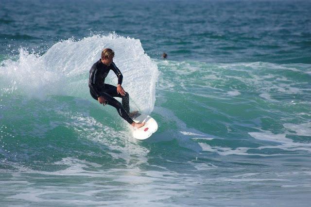 Praia do Guincho - surf