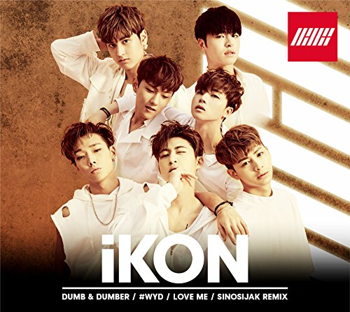 [Album] iKON – DUMB & DUMBER (2016.10.05/MP3/RAR)