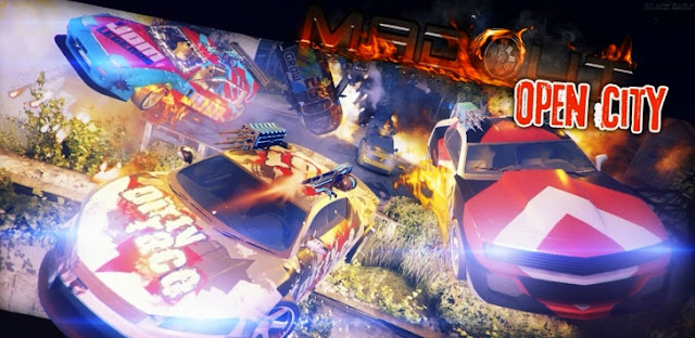 Download MadOut Open City v2 APK Gratis
