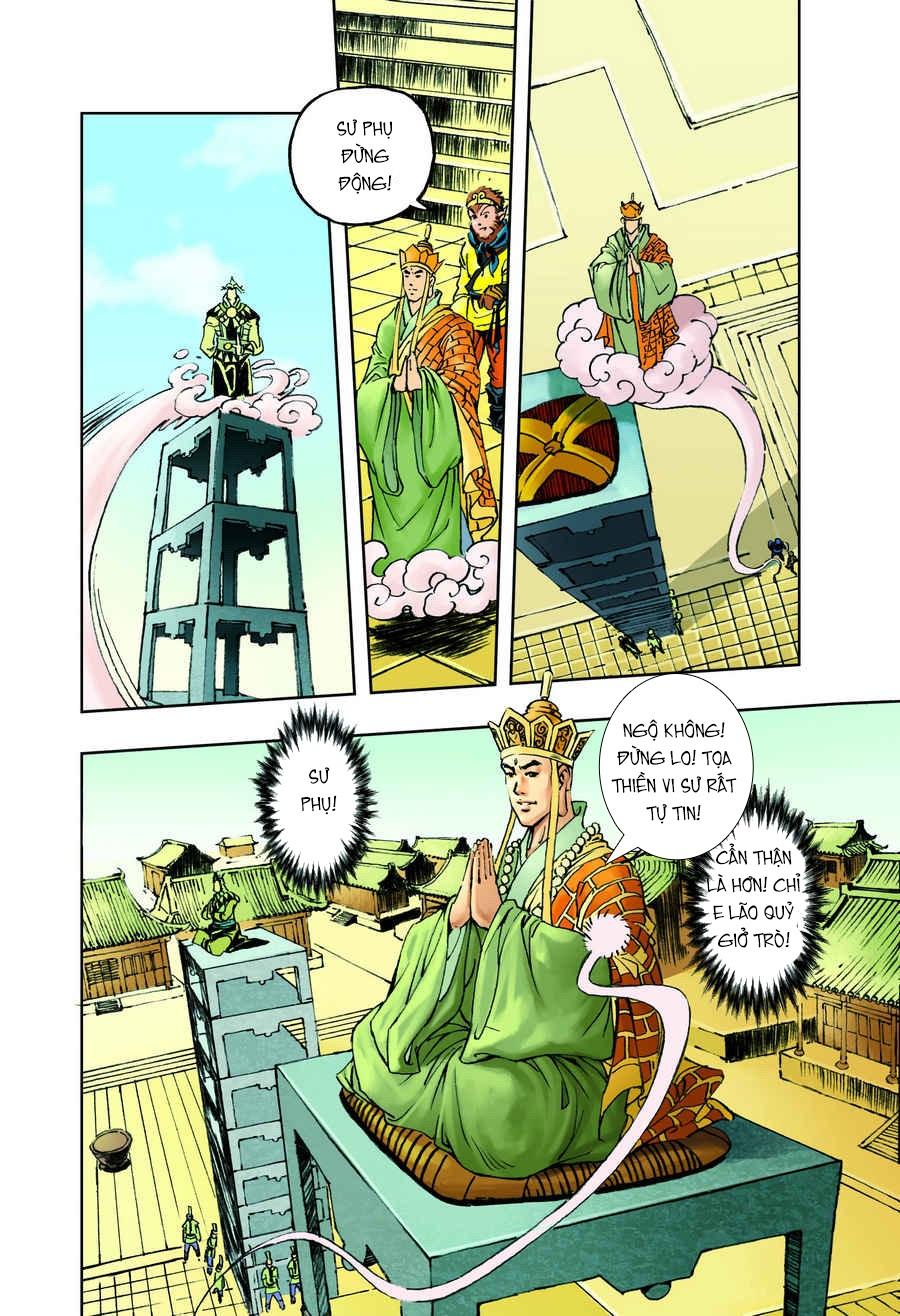 Tây Du Ký màu - Chapter 89 - Pic 3