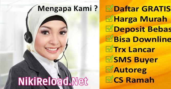 NikiReload.Net-Agen-Bisnis-Pulsa-Elektri