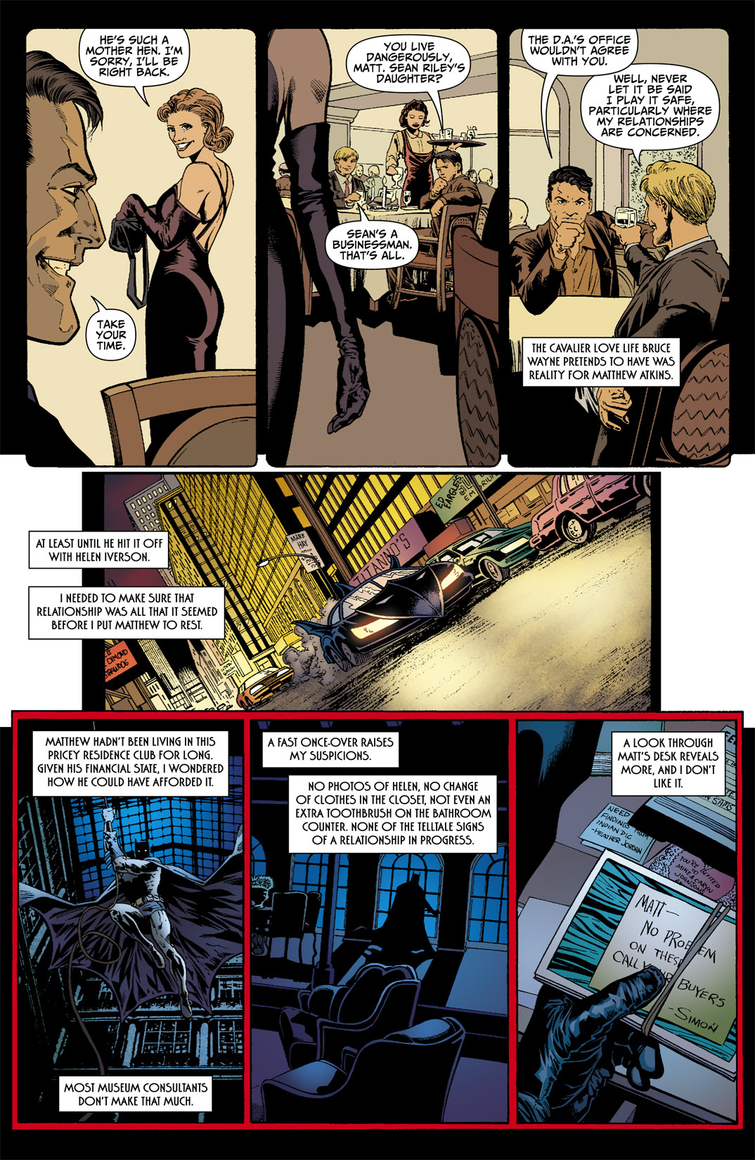 Detective Comics (1937) 828 Page 10